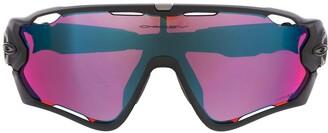 Oakley Jawbreaker shield frame sunglasses