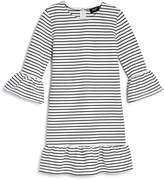Bardot Junior Girls' Striped Ruffle Dress