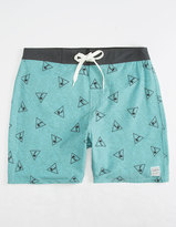 CATCH SURF All Day Cali Static Mens Boardshorts