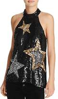 Parker Vika Sequined Star Top