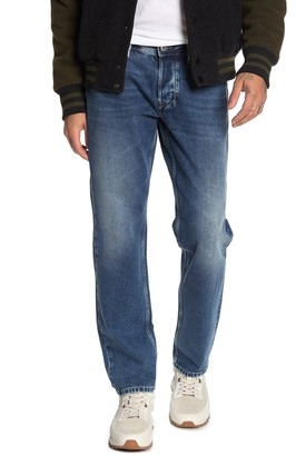 Diesel Larkee Regular Fit Tapered Leg Jeans