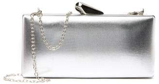 Isabella Collection Rhea Chain Strap Clutch