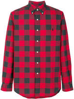 Ralph Lauren button down plaid shirt