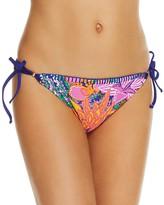 Trina Turk Tropical Side Tie Bikini Bottom