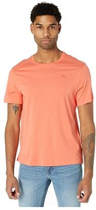 Tommy Bahama Crew Neck T-Shirt (Emberglow) Men's Clothing