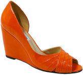 Chelsi Orange Patent
