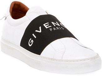 Givenchy Men's Urban Street Elastic Slip-On Sneakers