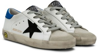 Golden Goose Kids Star Patch Sneakers