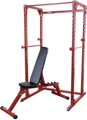 Body Solid Best Fitness Power Rack Package