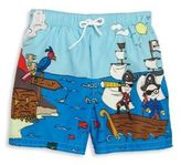 Dolce & Gabbana Toddler's & Little Boy's Pirate Swim Trunks