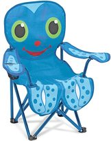 Melissa & Doug Child-size Folding Travel Octopus Chair