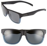 Smith Optics Women's 'Lowdown Xl' 58Mm Polarized Sunglasses - Matte Blackr/ Polarized Grey