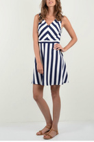 Molly Bracken Striped Dress