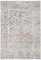 "Ophelia Bales Cream/Gray Area Rug & Co. Rug Size: Rectangle 5' 3"" x 7' 6"""
