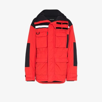 Balenciaga Light Parka Jacket