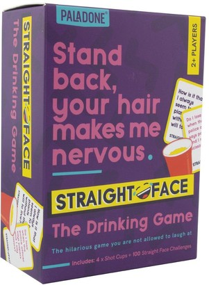 Tounge Tied & Straight Faced Drinking Games