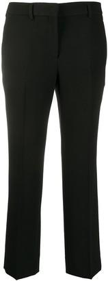 Incotex Plain Slim-Fit Trousers