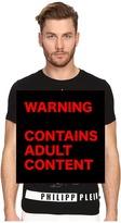 Philipp Plein Wait T-Shirt
