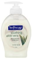 Softsoap Soothing Aloe Vera Liquid Hand Soap - 5.5oz