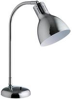 Habitat Bettie Metal Desk Lamp - Chrome