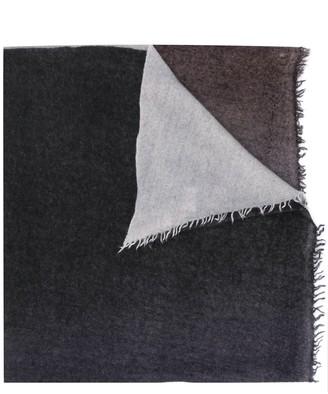 Faliero Sarti Colour Block Print Scarf