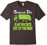Garbage Day Truck T-Shirt Kids Boys Girls Adult Trash Shirt