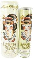 Christian Audigier Love & Luck by Eau De Parfum Spray 3.4 oz