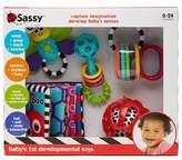 Sassy Baby's 1st Developmental Toys
