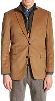 U.S. Polo Assn. Tan Corduroy Two Button Notch Lapel Jacket