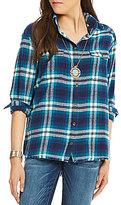 Billabong Wild Adventure Plaid Flannel Shirt