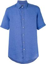 HUGO BOSS classic shirt - men - Linen/Flax - S
