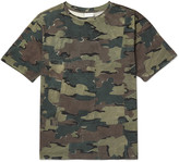 Dries Van Noten - Camouflage-print Cotton-jersey T-shirt