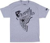 Famous Stars & Straps Men's Wildcat Graphic-Print Logo T-Shirt