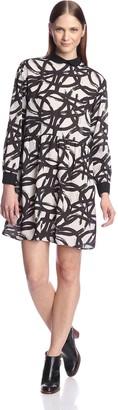 Gat Rimon Women's Printed Dress