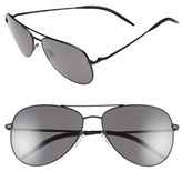 Oliver Peoples 'Kannon' 59mm Polarized Aviator Sunglasses