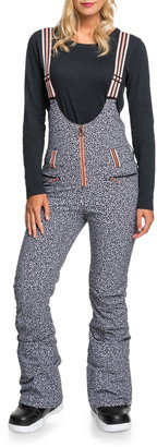 Roxy Pop Snow Summit Bib Ski Pants