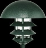 Rab Lighting Lld4Vg/F13 Four Dometop Lawn Pathway Light
