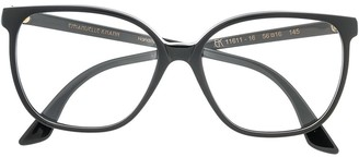 Emmanuelle Khanh Lightweight Oversized Glasses