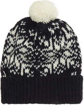 Thom Browne Snowflake Wool-mohair Beanie