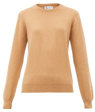 Johnstons of Elgin Johnston's Of Elgin - Cashmere Sweater - Camel