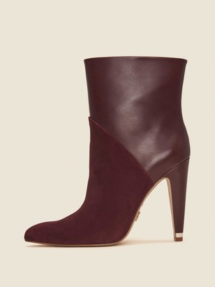DKNY Donna Karan Women's Hadi Ankle Bootie - Ruby - Size 7