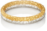 Malcolm Betts Women's Double-Band Ring