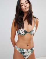 Somedays Lovin Coastal Roaming High Leg Bikini Bottoms