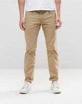 Esprit 5 Pocket Trousers In Slim Fit