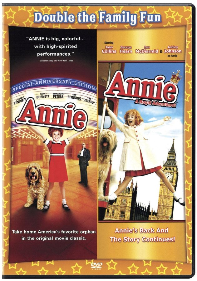 Sony Pictures Annie (Special Edition)/Annie: A Royal Adventure