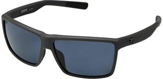 &'Costa Costa Rinconcito (Gray 580P/Matte Gray Frame) Fashion Sunglasses