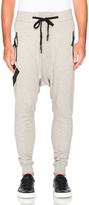 11 By Boris Bidjan Saberi Printed Sweatpants