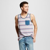 Mossimo Men's Vented Hem Tank with Pocket