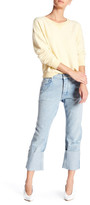 MiH Jeans Phoebe Mid Res Slouch Leg Jean