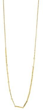 Gorjana Balboa Bar Pendant Necklace, 20